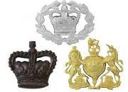 Metal WO Crowns