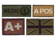 Velcro / UBACS Badges