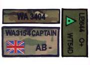 ZAP Badges / Tapes