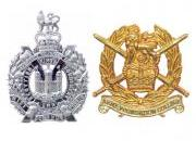Cap Badge Clearance