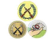 Trophy / Plaque Badges
