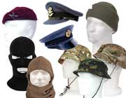 Military & Uniform Headwear
