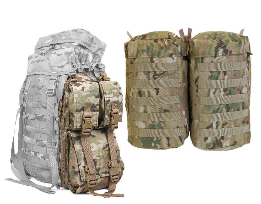Daypacks / Side Pouches