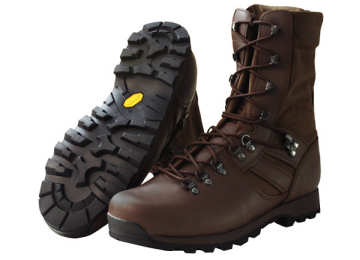Altberg Military Boots