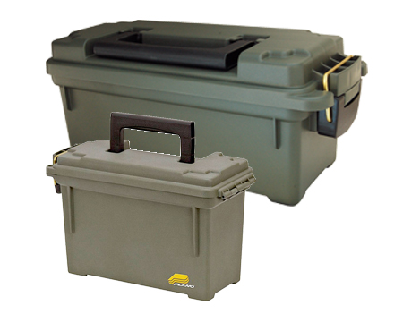 Plano Ammunition Boxes