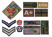 Cloth Badges