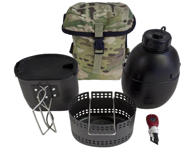 BCB Crusader Cooking System II