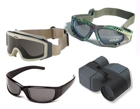 Ballistic Eyewear & Goggles