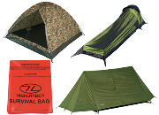 Survival Bags & Shelters
