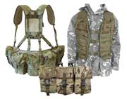 Webbing, Vests & Pouches