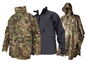 Military Waterproof/Windproofs