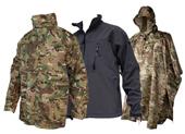 Military Waterproof/Windproofs