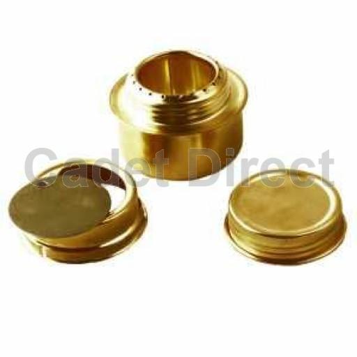 Brass Alcohol/Meths Burner
