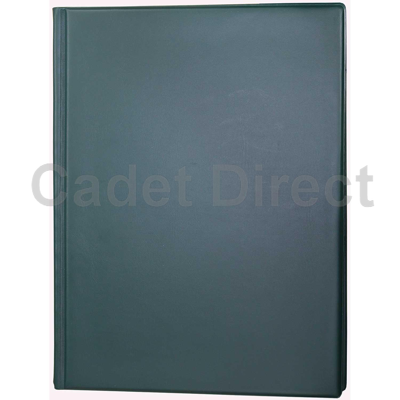 Nyrex Hard Cover Military Document Folder