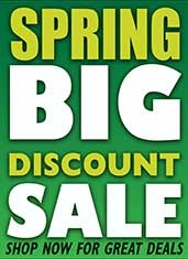 Spring Sale | Survival Aids