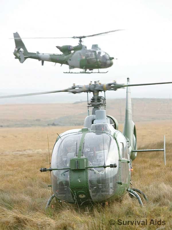 Gazell Helicopter