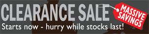 Survival Aids Clearance Sale 2016