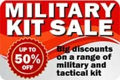 Military Kit Sale   Survival Aids