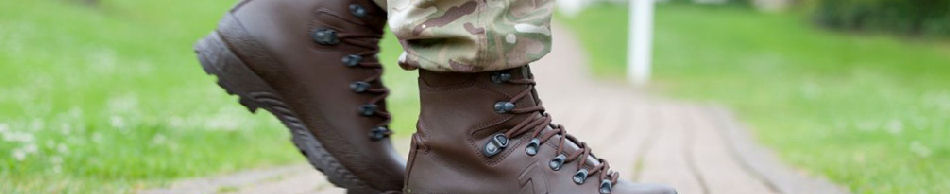 d2d11f199d2 MoD Brown Boots | Survival Aids from £2.99