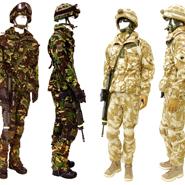 Combat Clothing 2008