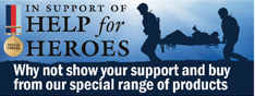 Help for Heroes Products
