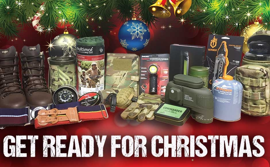 Christmas Gift Ideas From Survival Aids