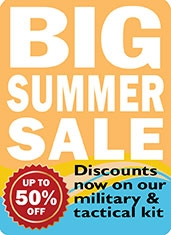 BIG Summer Military Kit Sale | Survival Aids