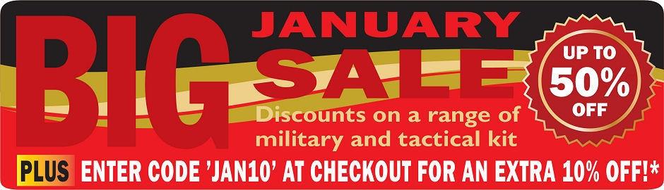 Military Kit Sale